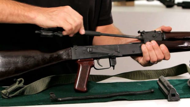 Y. How to Disassemble an AK-47 Promo Image