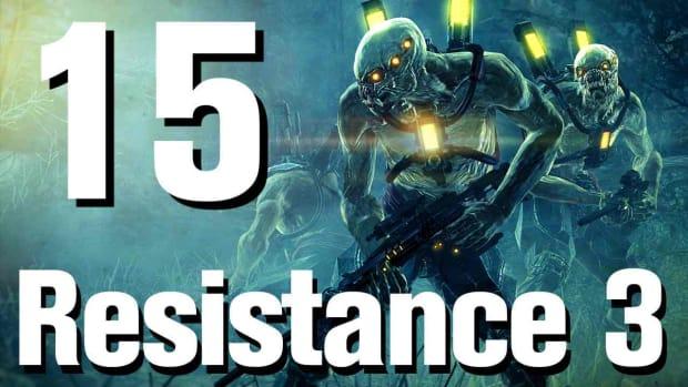 O. Resistance 3 Walkthrough Part 15: Friends in Low Places Promo Image
