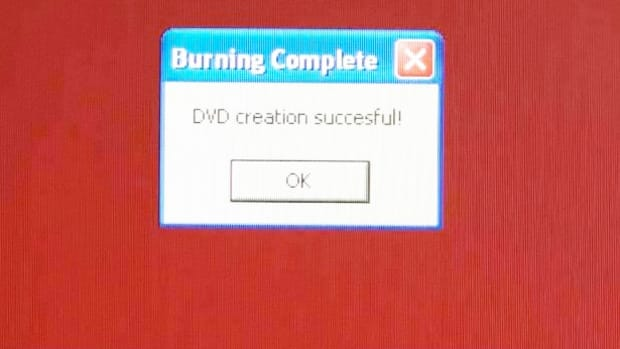 Y. How to Burn a DVD with Roxio Promo Image