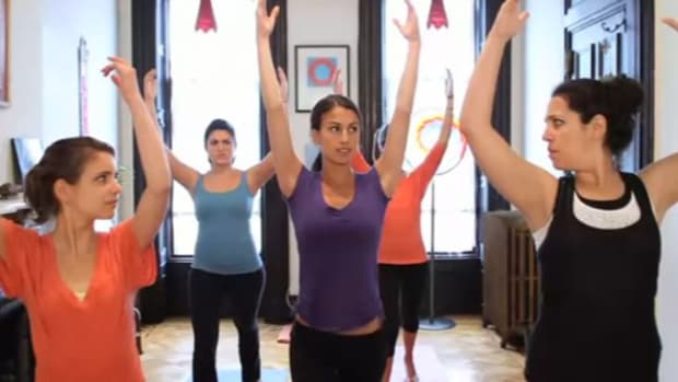 ZZC. How to Handle a Fart in Yoga Class Promo Image