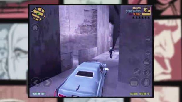 C. GTA3 iOS Walkthrough Part 3 - Pump Action Pimp Promo Image