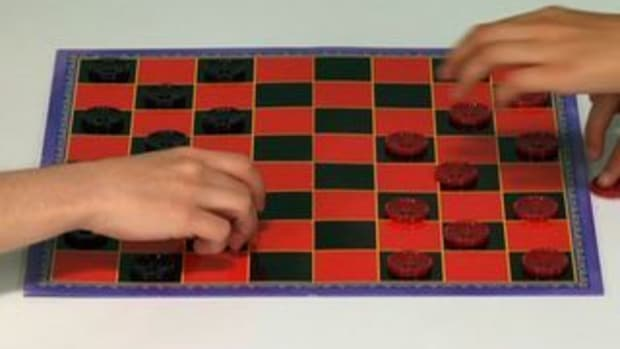 I. How to Play Checkers Promo Image