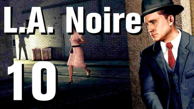 "J. L.A. Noire Walkthrough Part 10: ""The Driver's Seat"" (2 of 4) Promo Image"