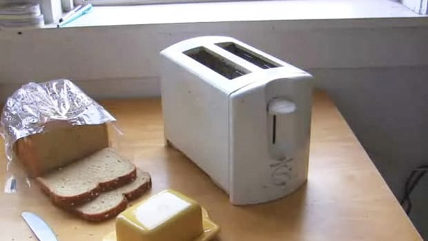 P. How to Clean a Toaster Promo Image