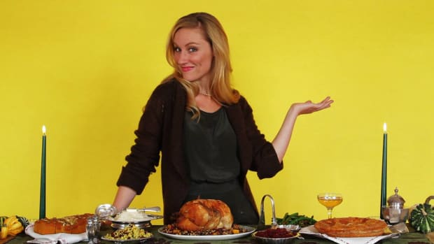 ZA. Quick Tips: How to Get All the Food on the Thanksgiving Table Promo Image