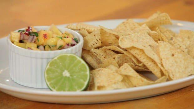 O. How to Make Pineapple Salsa Promo Image