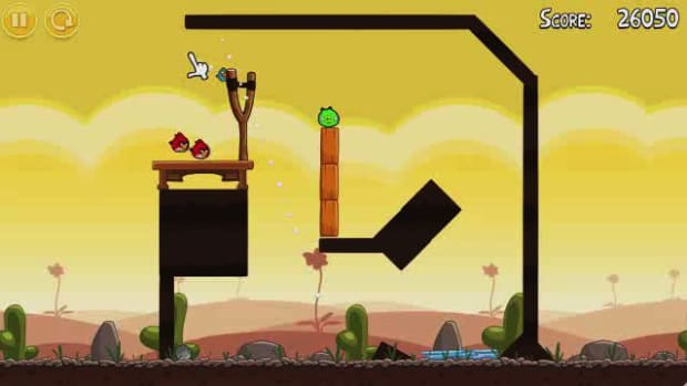 B. Angry Birds Level 3-2 Walkthrough Promo Image