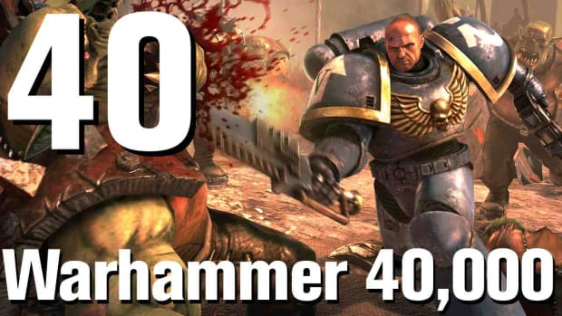 ZM. Warhammer 40K Space Marine Walkthrough Part 40: Victory and Sacrifice Promo Image