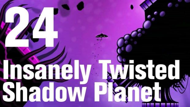 X. Insanely Twisted Shadow Planet Walkthrough Part 24: Mechanical Promo Image