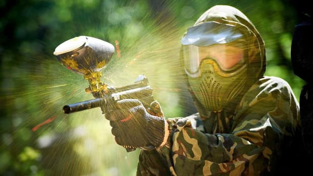 H. Basic Rules of Paintball Wars Promo Image