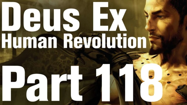 ZZZZN. Deus Ex: Human Revolution Walkthrough - Smash the State and Lucky Guess (1 of 2) Promo Image