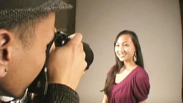 ZF. How to Light a Portrait Promo Image