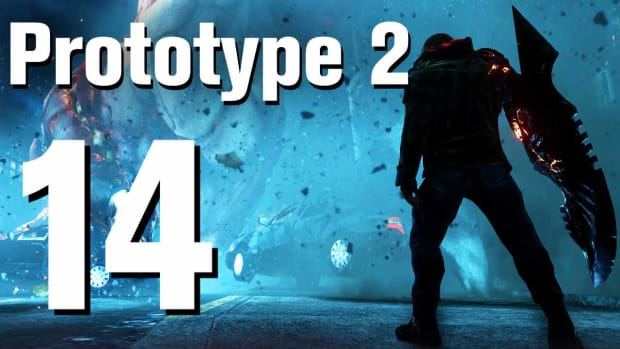 N. Prototype 2 Walkthrough Part 14 - Orion Phase Two Promo Image