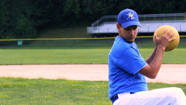 M. 4 Baseball Pitching Tips for Beginners Promo Image