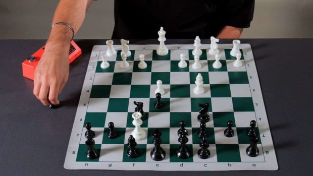 ZA. How to Achieve Checkmate in 4 Chess Moves Promo Image