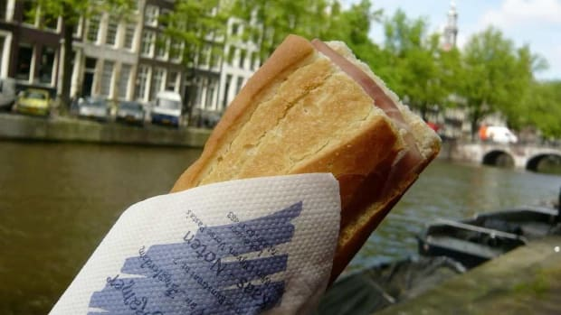 F. Top 6 Places to Eat & Drink in Amsterdam Promo Image