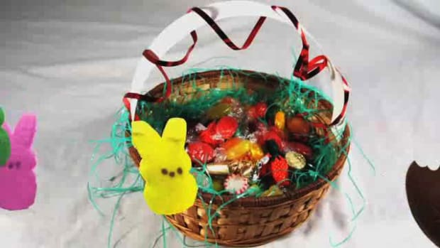 C. How to Make an Easter Basket Promo Image