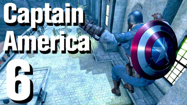 F. Captain America Super Soldier Walkthrough: Chapter 3 (1 of 5) Promo Image