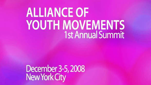 C. AYM '08: Alliance Of Youth Movements Promo Image