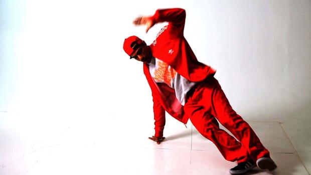 B. Break Dance Basics Promo Image