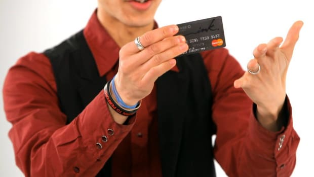 K. How to Break & Restore a Credit Card Promo Image