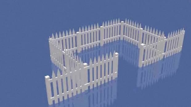 ZE. How to Build a White Picket Fence Promo Image