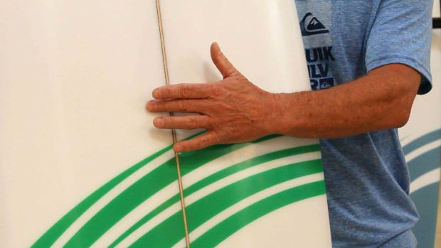 W. How to Pick Surfboard Rails Promo Image