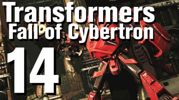 N. Transformers Fall of Cybertron Walkthrough Part 14 - Chapter 4 Promo Image