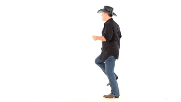 ZA. How to Do the CC Shuffle Line Dance Promo Image