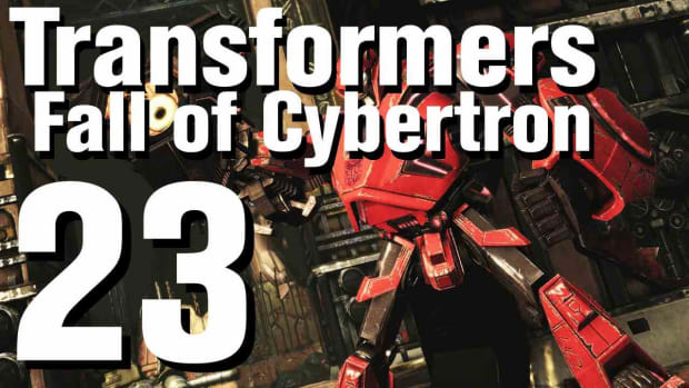 W. Transformers Fall of Cybertron Walkthrough Part 23 - Chapter 8 Promo Image