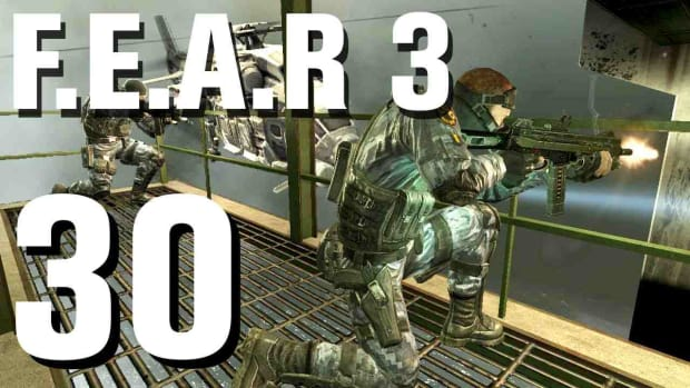 ZD. F.E.A.R. 3 Walkthrough Part 30 Port (3 of 8) Promo Image