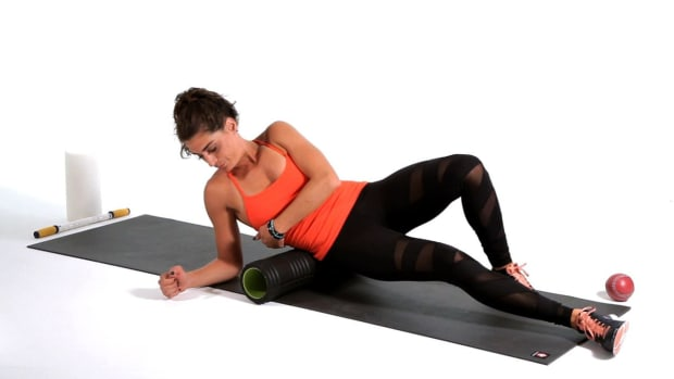 ZA. Who Should Use a Foam Roller? Promo Image