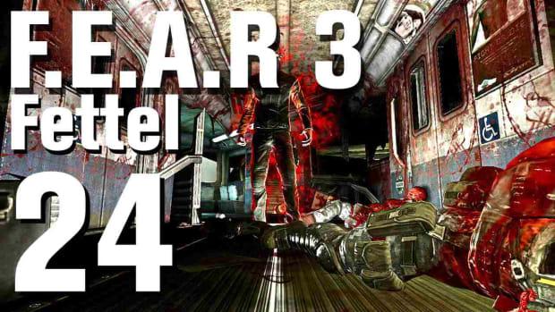 X. F.E.A.R. 3 Fettel Walkthrough Part 24: Suburbs (6 of 6) Promo Image