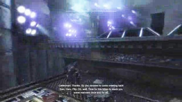 ZZA. Batman Arkham City Walkthrough Part 54 - Retrieve Catwoman's Loot Promo Image