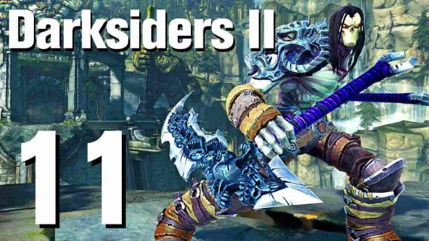 K. Darksiders 2 Walkthrough Part 11 - Chapter 1 Promo Image