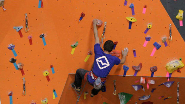 P. 5 Tips for Lead Climbing in Indoor Rock Climbing Promo Image