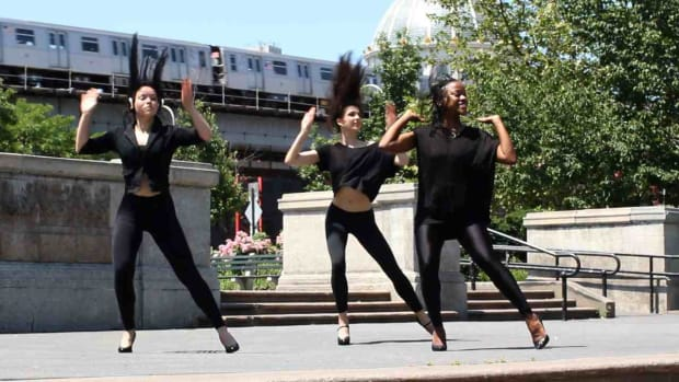R. How to Dance like Beyonce in Single Ladies, Part 3 Promo Image