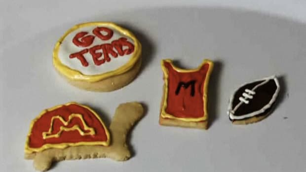 G. How to Decorate Cookies for a University of Maryland Game Promo Image