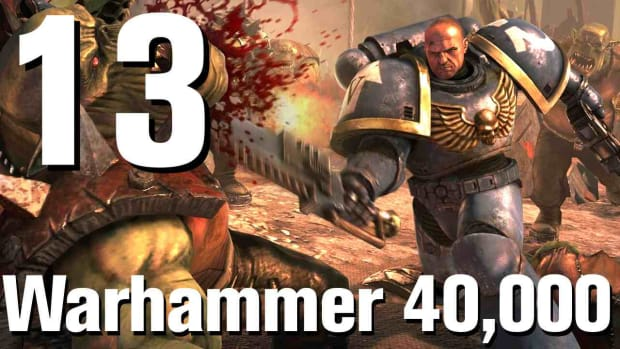 L. Warhammer 40K Space Marine Walkthrough Part 13: The Inquisitor Promo Image