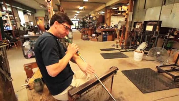 Z. How to Dress for a Glassblowing Class Promo Image