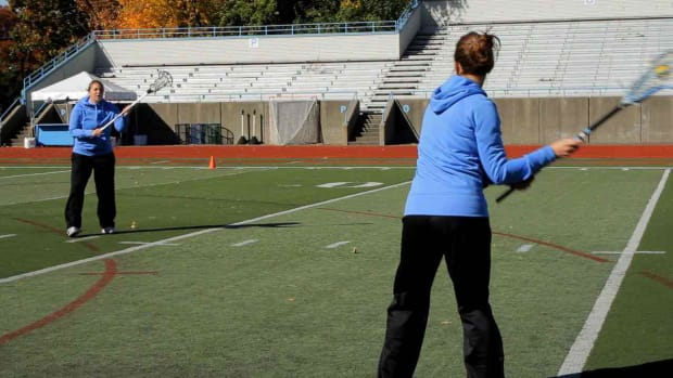 M. How to Run a Motion Offense in Women's Lacrosse Promo Image