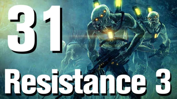 ZE. Resistance 3 Walkthrough Part 31: The Encore Promo Image