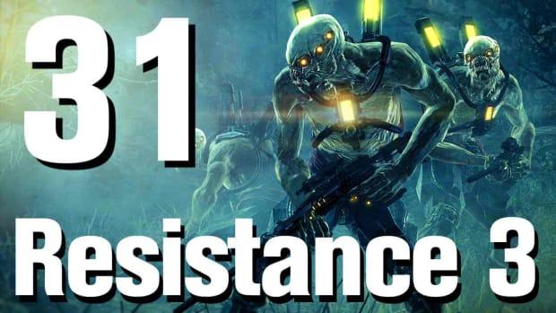 ZE. Resistance 3 Walkthrough Part 31: The Encore Promo Image