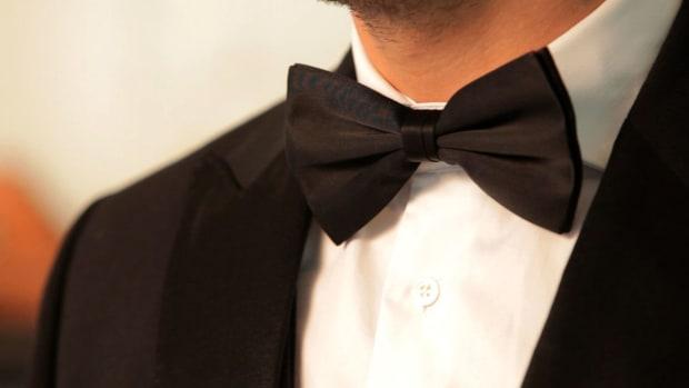 W. Tuxedo Fits & Styles Promo Image