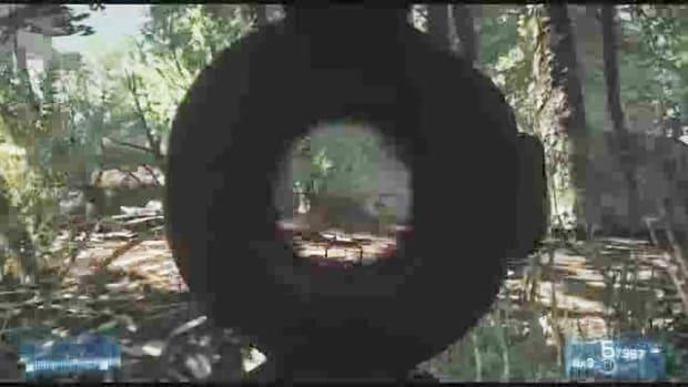 X. Battlefield 3 Walkthrough Part 24 - Rock and a Hard Place Promo Image