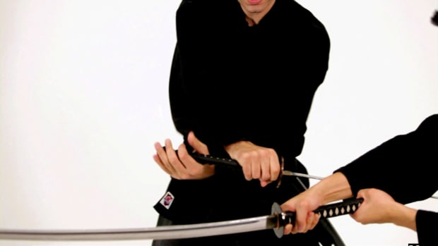 ZN. How to Do the Kiri Sage Katana Technique in Sword Fighting Promo Image