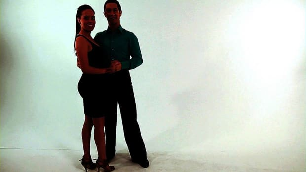 J. How to Do the Side-Together Step in Merengue Promo Image