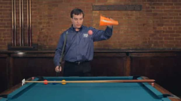"ZZL. How to Make the ""A Game of Jacks"" Pool Trick Shot Promo Image"