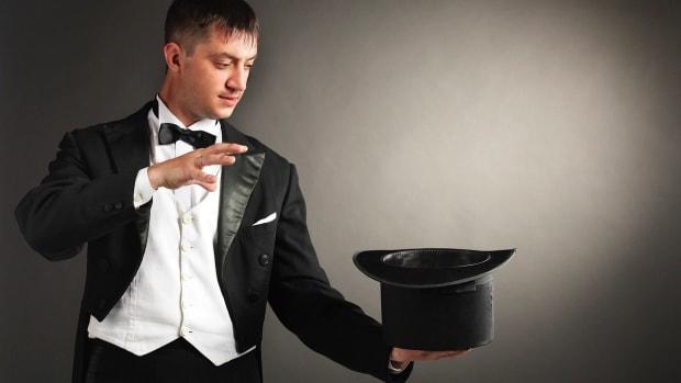 ZC. Magicians & Their Secrets Promo Image