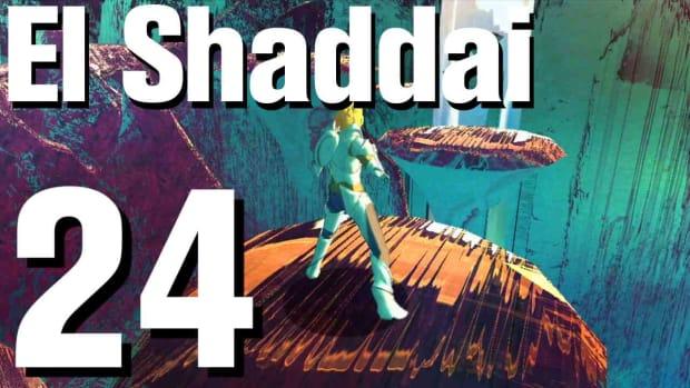 X. El Shaddai Walkthrough Part 24: The Tragedy of Baraqel (4 of 4) Promo Image